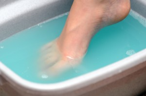 Wellness foot bath