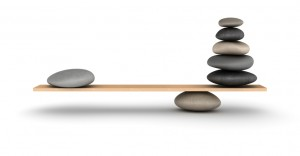 Bowen Therapy Is About Balance. Life Is About Balance – It Takes Practice