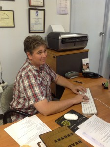 Community Involvement: Who is our magazine editor? Meet Arthur Shale