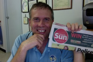 Bowen Therapy And The Sun Newspaper
