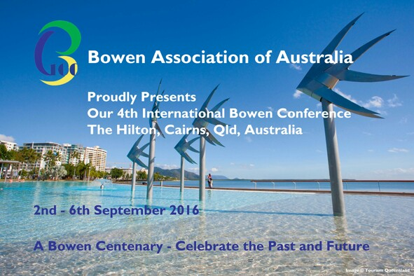 Bowen Therapy Conference A Reflection by Benjamin Setter