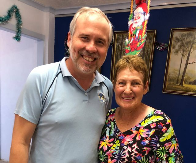 Highest Recommendation From Olive Morris For Setter's Health Centre Bowen Therapy Pain Relief Townsville