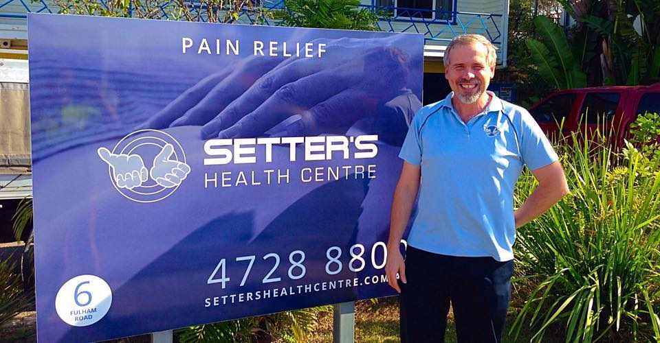 Benjamin is the most senior Bowen Therapy Practitioner in Townsville.