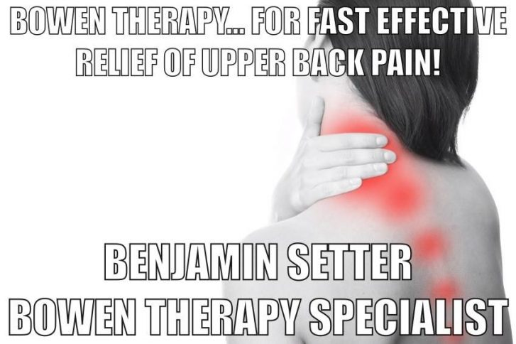 For Fast Effective Relief From Pain In Townsville Call Setter's Health Centre.