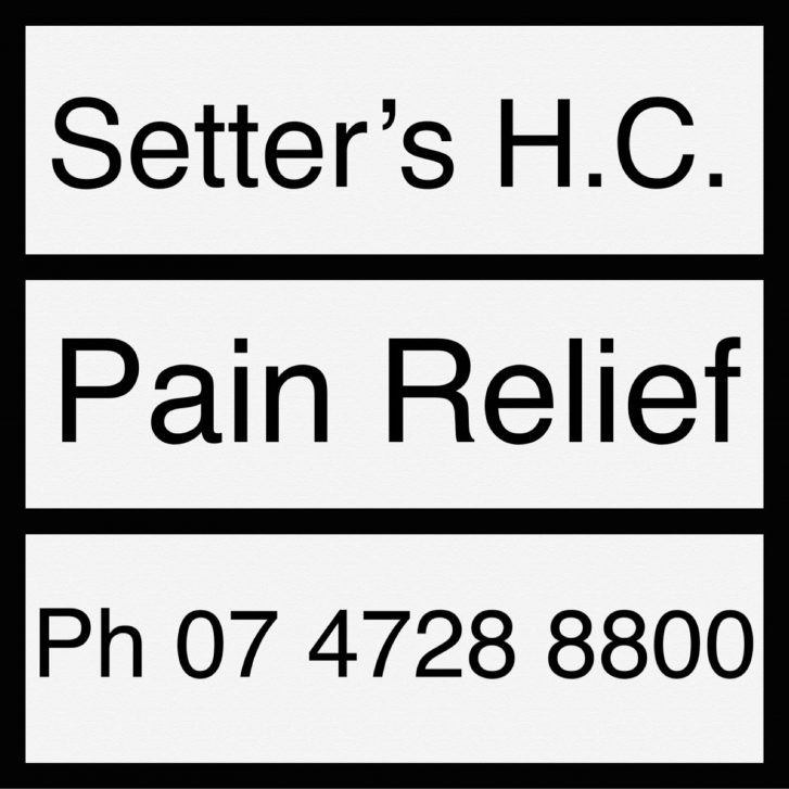 Pain Relief In Townsville