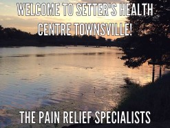 Pain Relief Townsville