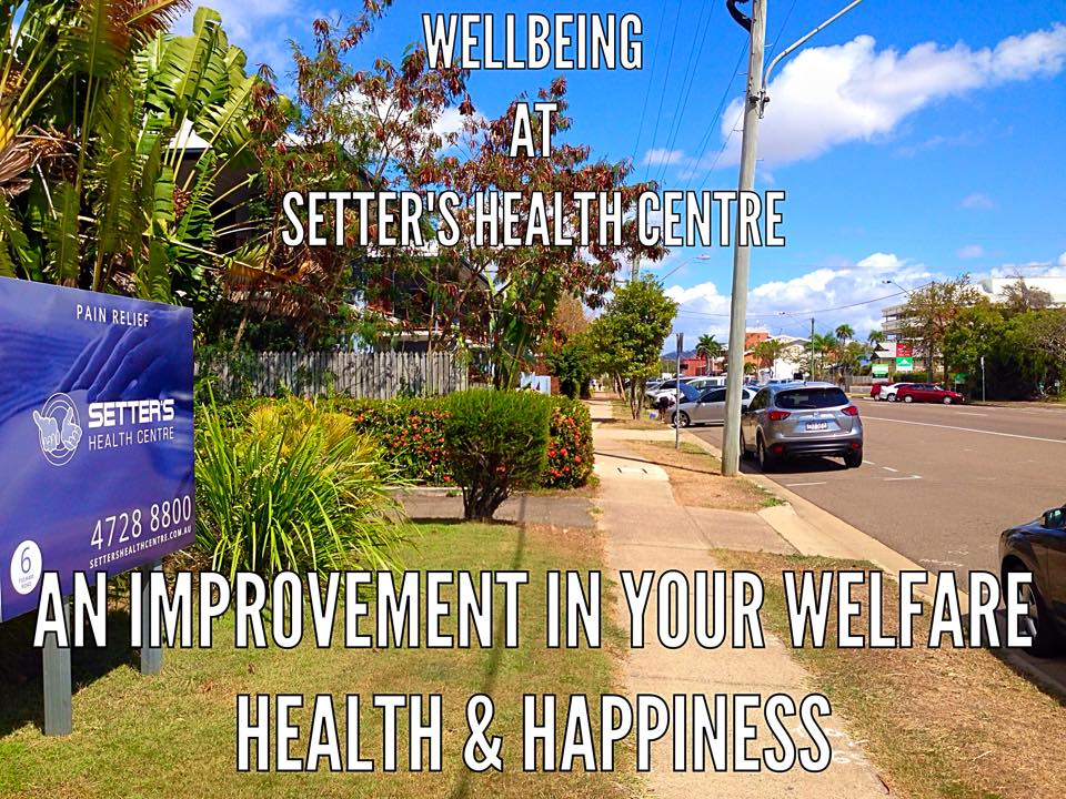 Wellbeing For A Great Life In Townsville by Benjamin Setter